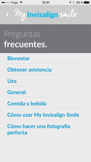 app invisalign smile