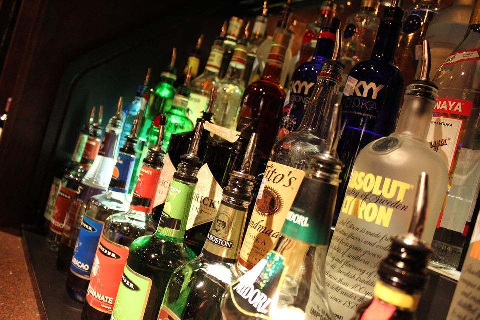 alcohol invisalign